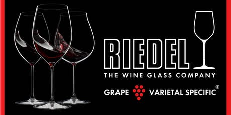 Wine & Glass Experience presented by Riedel  tickets