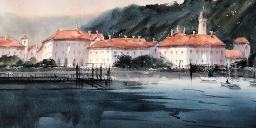 """""""Painting Loosely"""" - Watercolor painting workshop"""