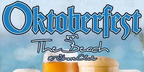 2019 Oktoberfest on the Beach - Beer Tasting at North Ave. Beach tickets