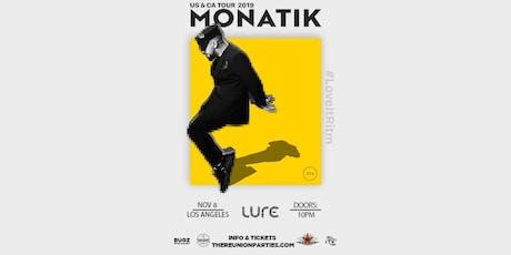 Monatik // Live in Concert // Los Angeles tickets