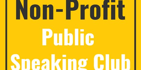 Public Speaking Workshop & Training tickets