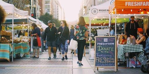 FRESHFARM Penn Quarter Farmers Market