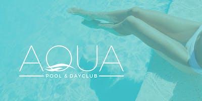 Aqua Dayclub 9/15 DJ Stafford Brothers