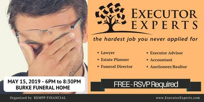 Executor: The Hardest Job You Never Applied For