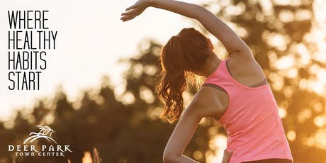 Yoga at Deer Park Town Center, Sunday, June 16 at 10AM tickets
