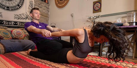 Awaken & Connect with Thai Massage and Yoga tickets