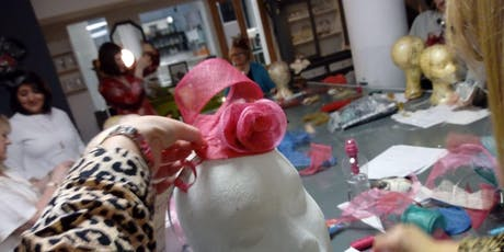 Millinery Class with Afternoon Tea Treats tickets