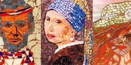 MOSAIC with Mary: Whimsical Portraits in Glass tickets