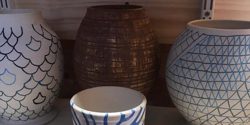 Pop-Up Ceramics Gallery