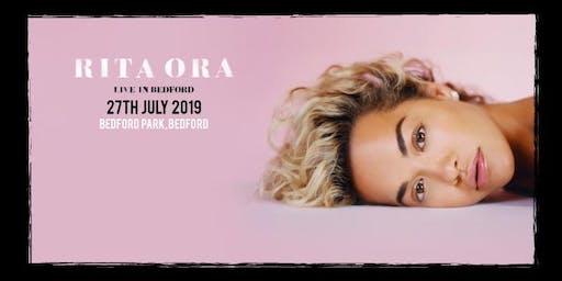 Rita Ora Live in Bedford Park