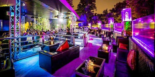 Just Cavalli Milano - Paradise - Privé, Tables, Bottles - Funzies - Friday