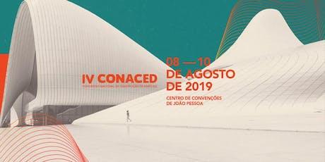4º CONACED - Congresso Nacional de Construção de Edifícios ingressos