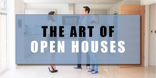CB Bain | The Art of Open Houses (3 CE-WA) | See Details | Sept 26th 2019