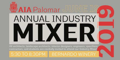 AIA Palomar Annual Industry Mixer