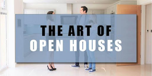 CB Bain   The Art of Open Houses (3 CE-WA)   New Traditions, Van   Oct 2nd 2019