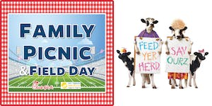 4th Annual Chick-fil-A Family Picnic & Field Day