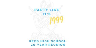 Edward C. Reed High School 20-Year Reunion