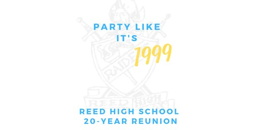 Edward C. Reed High School 20-Year Reunion
