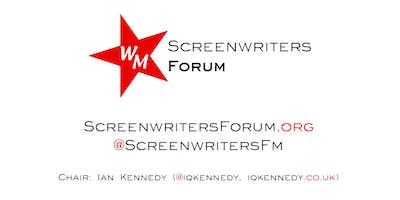 Screenwriters' Forum Writing Retreat - 28th-29th September 2019