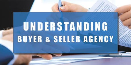 CB Bain | Understanding Buyer & Seller Agency (3 CE-WA) | Yarrow Bay | Oct 31st 2019 tickets