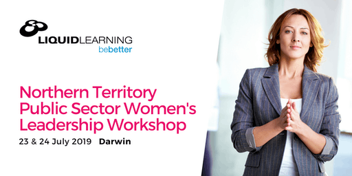 Northern Territory Public Sector Women's Leadership Workshop