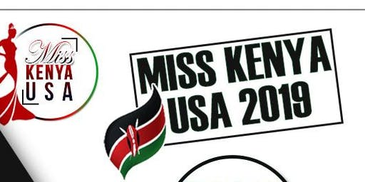 MISS KENYA USA  2019