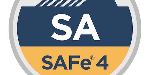 Leading SAFe® 4.6 (SA) Training Class