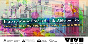 Intro to Music Production & Ableton Live