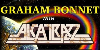 GRAHAM BONNET WITH ALCATRAZZ (UK)