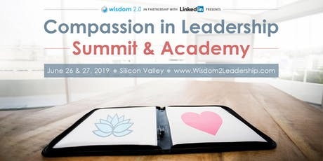 Compassion in Leadership Summit & Academy tickets