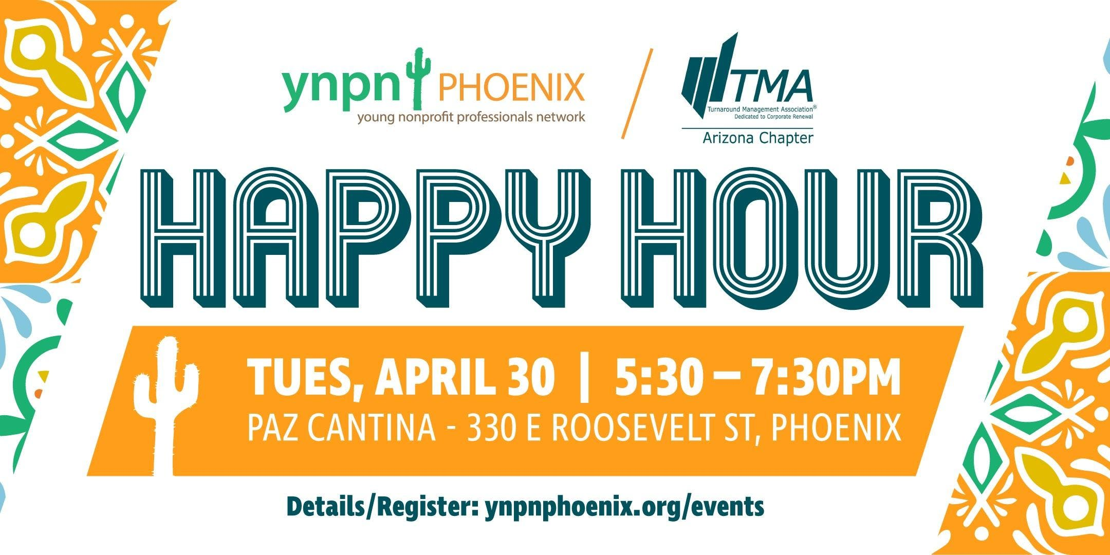 April Networking Happy Hour