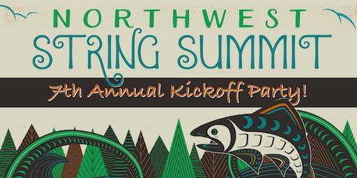 NWSS Kickoff Party feat. THE WARREN G. HARDINGS, Wood Belly, Cedar Teeth