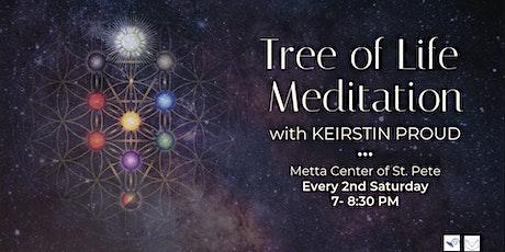 Tree of Life Meditation tickets