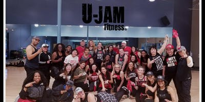 U-Jam Fitness July PhunkJam with Meredith and Erika