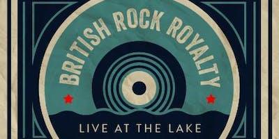 Live at the Lake: British Rock Royalty
