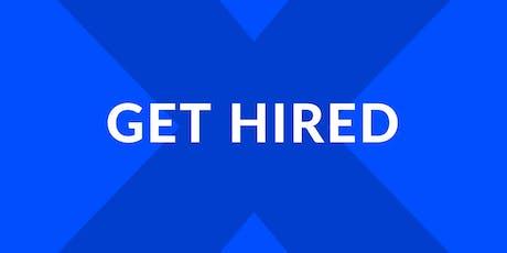 Fresno Job Fair - October 15, 2019 billets