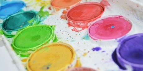 Artist in Residence | Watercolours tickets