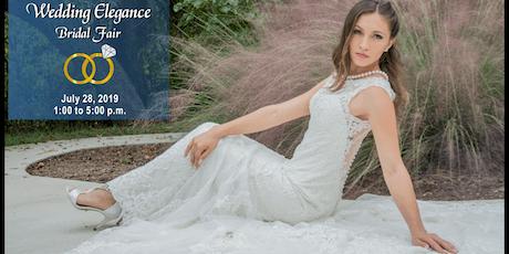 Wedding Elegance Bridal Fair - Vendors tickets