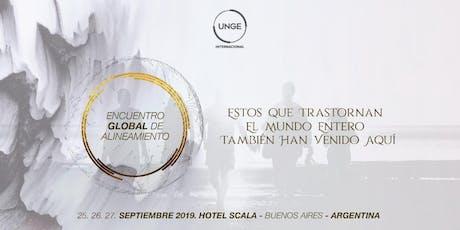 Encuentro Global de Alineamiento 2019 entradas