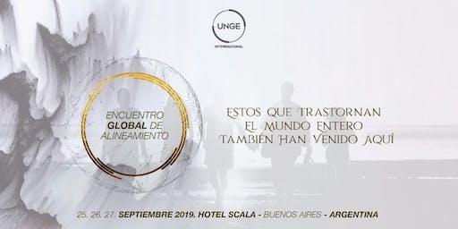 Encuentro Global de Alineamiento 2019
