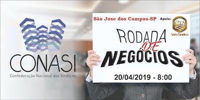 São José dos Campos - Café da Manhã com Rodada de Negócios - CONASI