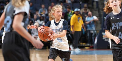 Memphis Grizzlies All-Girls Summer Basketball Camp