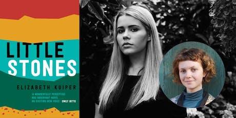 Elizabeth Kuiper: Little Stones - in conversation with Ellen Cregan  tickets