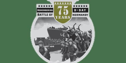 2019 Remembering D-Day 1 Mile, 5K, 10K, 13.1, 26.2 -Baton Rouge