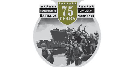 2019 Remembering D-Day 1 Mile, 5K, 10K, 13.1, 26.2 -Augusta tickets