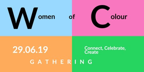 Women of Colour Gathering tickets