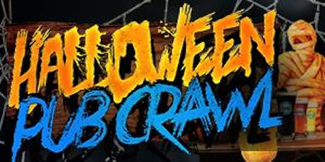 Official Hoboken HalloWeekend Pub Crawl 2019 tickets