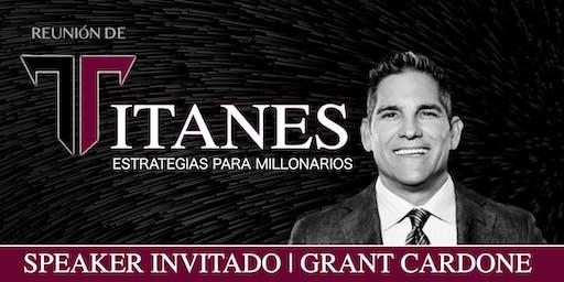 REUNIÓN DE TITANES | NUEVOS MILLONARIOS