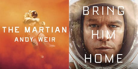 The Martian, Andy Weir tickets