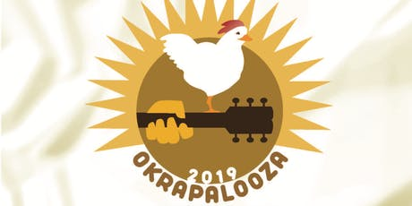 Okrapalooza 2019 @FARMstock Chef Cook-off tickets
